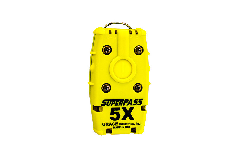 Alarma Super Pass 5x