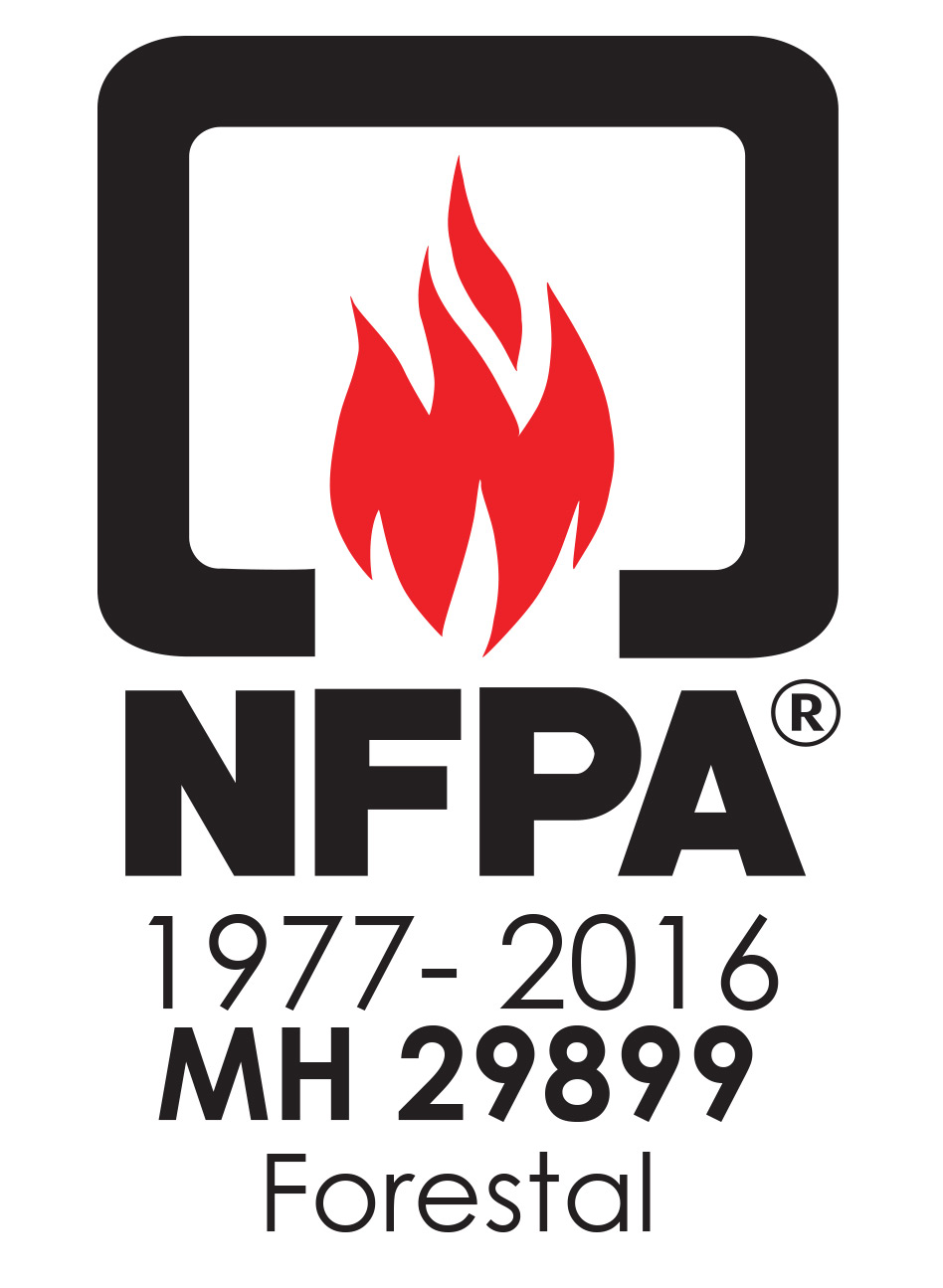 NFPA Bombero Forestal