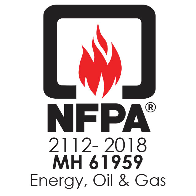 NFPA 2112 Industrial